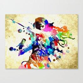 Woman of Wonder Canvas Print