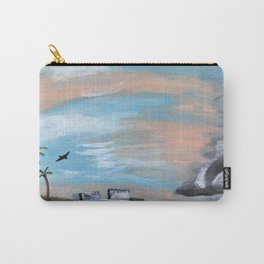 Summer Storm Carry-All Pouch
