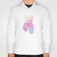 ballet Hoodies featuring Ballet by Nuria Galceran