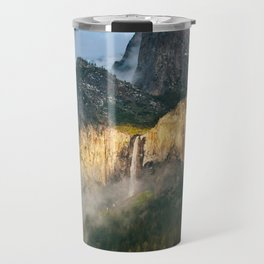 Bridalveil Fall ~ Yosemite National Park  Travel Mug