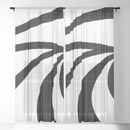 Otherside Sheer Curtain