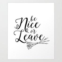 Wall Art Black and White printable decor Printable Pointing Hand Home Decor Printable Quote Art Print