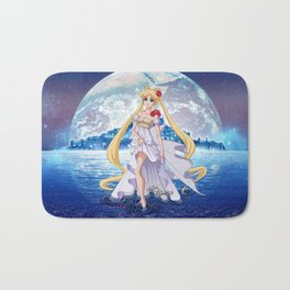 Sailor Moon Crystal Princess Serenity Bath Mat