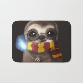 Hairy Potter Sloth Bath Mat