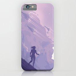 Under Stars iPhone Case
