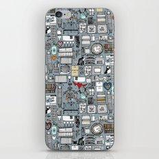 love and stuff iPhone & iPod Skin