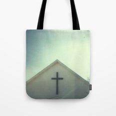 Church + Sky Tote Bag