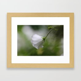 ...enjoy when you can... Framed Art Print