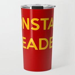 Constant Reader Travel Mug