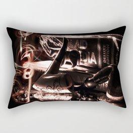 dr. ochoa Rectangular Pillow