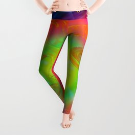 Zodiac sign Waage Leggings