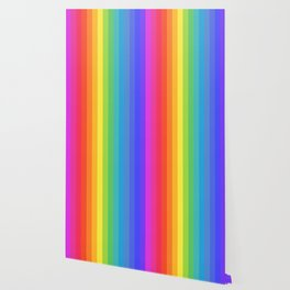 Solid Rainbow Wallpaper