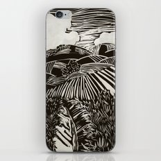 California Hills iPhone & iPod Skin