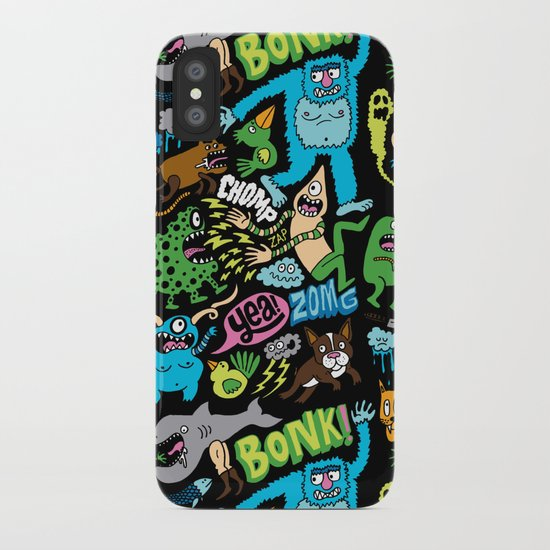 BONK! iPhone Case