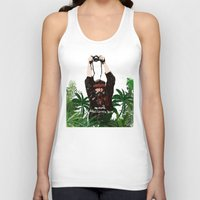 photographer Tank Tops featuring Photographer by ELCORINTIO