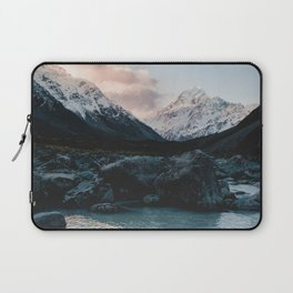 Hooker Valley, Mt Cook Laptop Sleeve