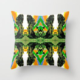 Brislecone Ages Throw Pillow