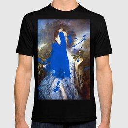 Blue Bomb T-shirt