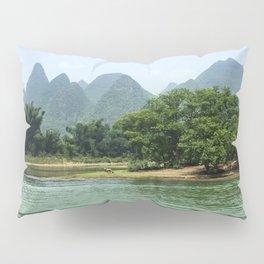 The Sheep & The Mountains Pillow Sham