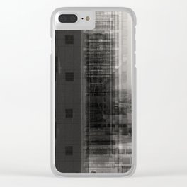 Growth. 130_19 Clear iPhone Case