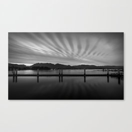 Echoes of the Unknown Canvas Print