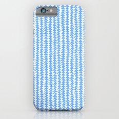 Vines - Blue Slim Case iPhone 6