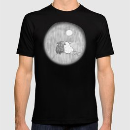 Two Sheep on a Hill T-shirt