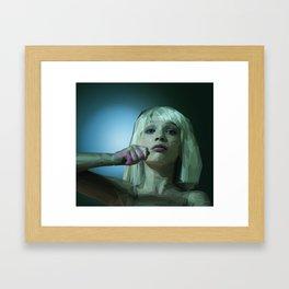 Chandelier Framed Art Print