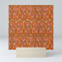 Marrakesh Windows Mini Art Print