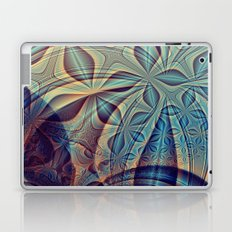 Bluesy Laptop & iPad Skin