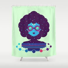 Ethereal Mistress Shower Curtain