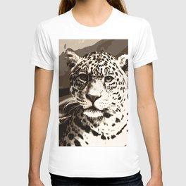 Big Cat T-shirt