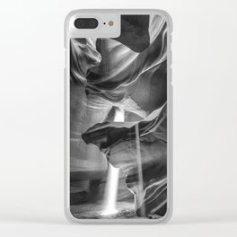 ANTELOPE CANYON XLI Clear iPhone Case