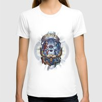 borderlands T-shirts featuring Tales from the Borderlands - Do it for Her by animatenowsleeplater