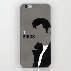 TBirds iPhone & iPod Skin
