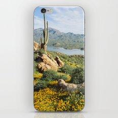 Arizona Blooms iPhone & iPod Skin