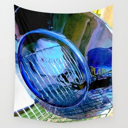 Glass Plate Wall Tapestry