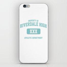 Riverdale Merch ® Riverdale High Archie KJ Apa iPhone Skin