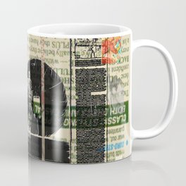 Rauschenberg Rumble (for Hip Kidds) Coffee Mug