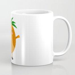 Mister Pineapple  Coffee Mug