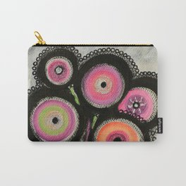 Flowers #1 Carry-All Pouch