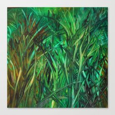 This Grass is Greener Canvas Print
