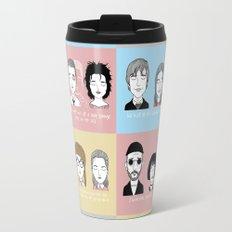 Sad Movie Couples Travel Mug