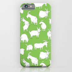 Green Goats iPhone 6 Slim Case