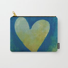 Heart No. 4 Carry-All Pouch