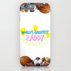 Zaddy Slim Case iPhone 6s