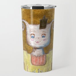 Princess Yvette Travel Mug