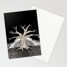 Lucky Tree Stationery Cards
