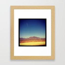 Del Cabo Framed Art Print