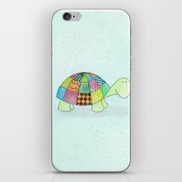Little Claire's Turtle iPhone Skin